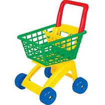 Детская тележка для покупок