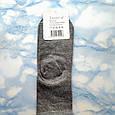 Шкарпетки жіночі з принтом котика сірі розмір 36-41, фото 4