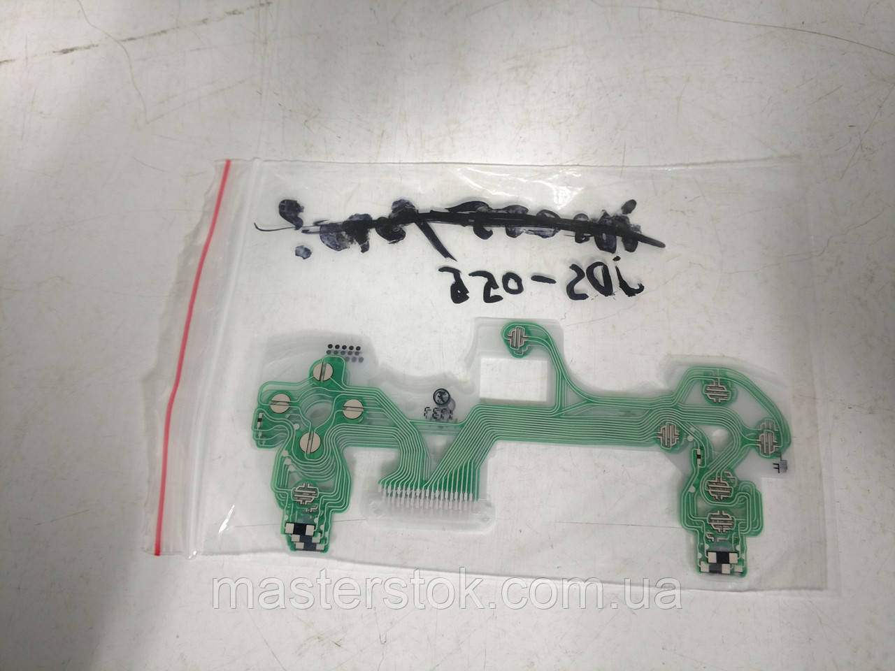 Контактный шлейф для геймпада(джойстика) Dualshock 4 (Оригинал) (JDM/J 2
