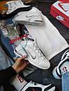 Мужские зимние кроссовки Nike белые, фото 5