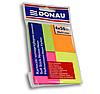 Стикеры для заметок 38х51 4х50 л неон 7578001PL Donau