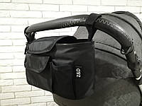 Сумка-органайзер Z&D для коляски Черный