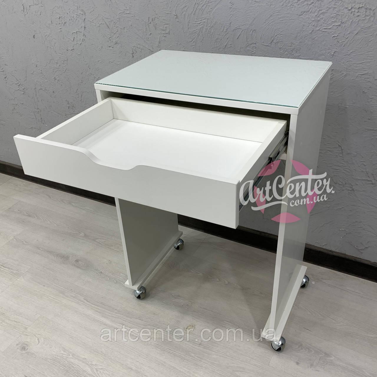 Пересувний столик для макіяжу (без дзеркала)