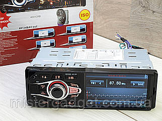 Автомагнитола Pioneer 4031CRB Bluetooth