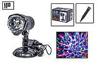 Новогодний уличный лазерный проектор X-Laser XX-MQ
