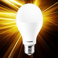 Светодиодная лампа Phillips LEDBulb 13-100W E27 230V A60 (PF)