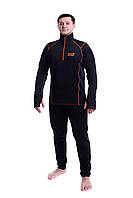 Комплект мужского термобелья на одежду Carpe Diem Icebreaker M черный (20014)
