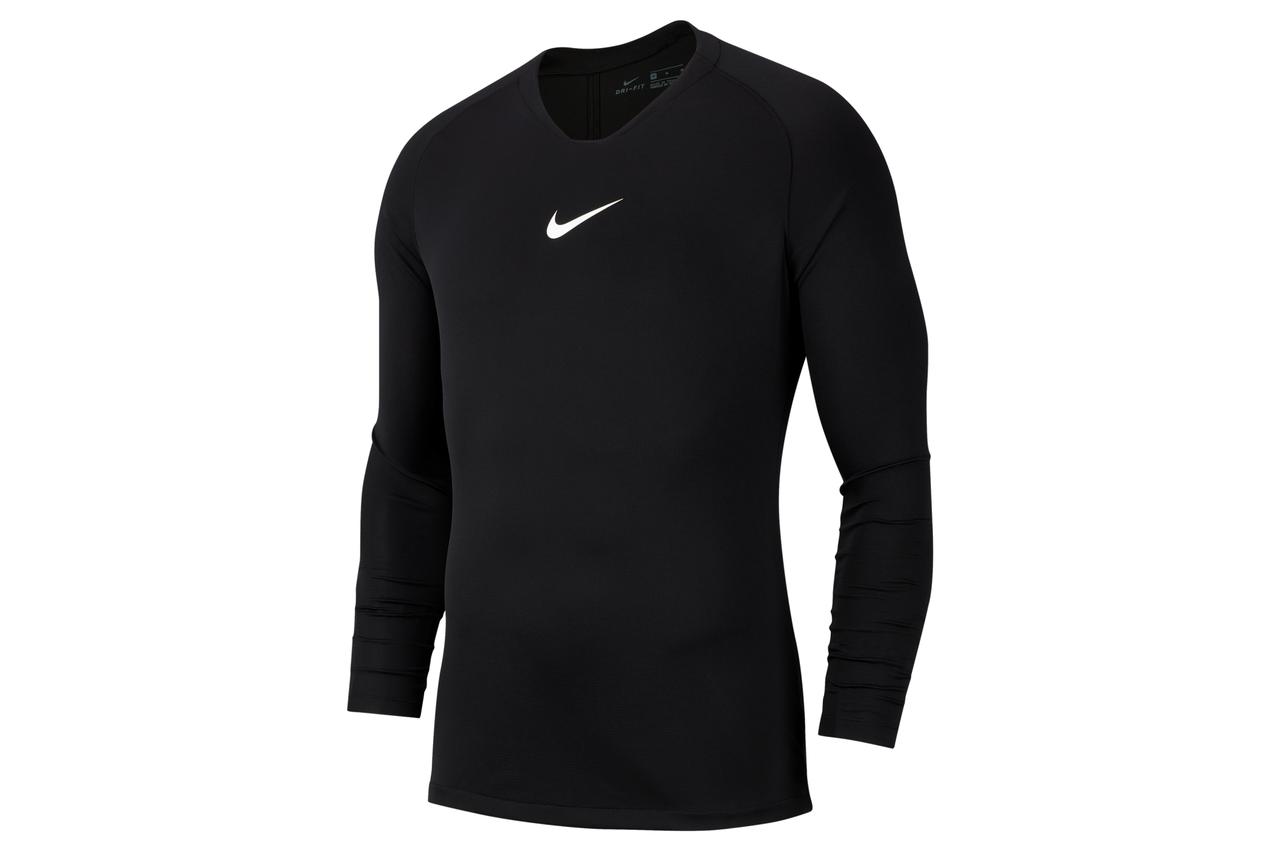 Термобелье детское Nike Dry Park First Layer LS AV2611-010 Черный