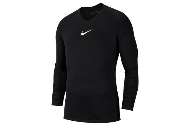 Термобелье детское Nike Dry Park First Layer LS AV2611-010 Черный, фото 2