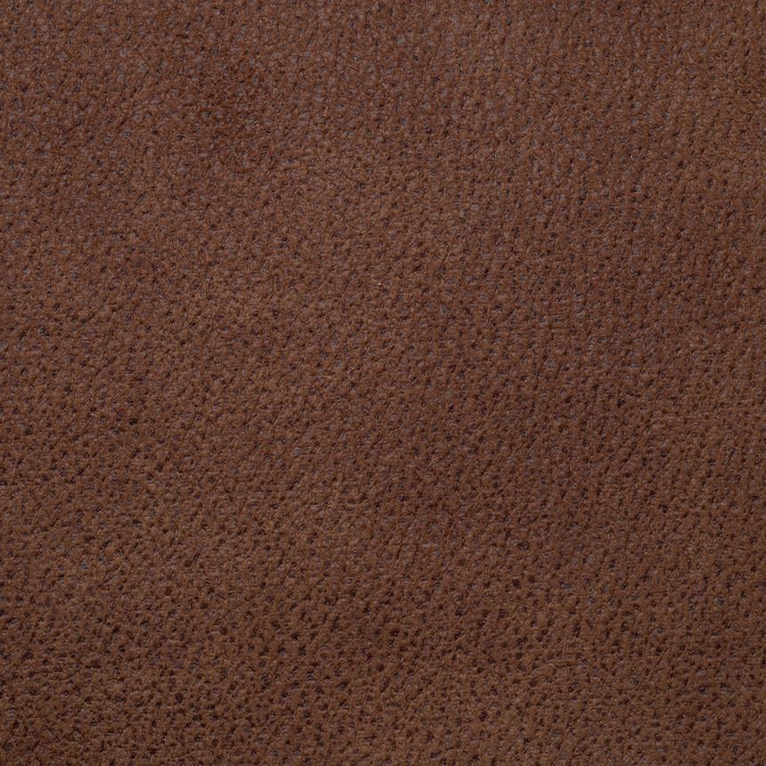 Ткань для мебели антикоготь Мустанг коричневого цвета
