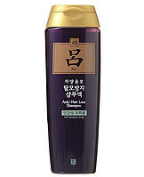 Лечебный шампунь для волос Ryo Anti-hair Loss Shampoo (for oily scalp) 180 мл