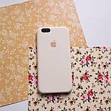 Силіконовий чохол Apple Silicone Case для iPhone 5/5s/SE 6/6s 6+ 7/8 7Plus/8+ X10 XR XS Max на Айфон, фото 3