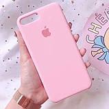 Силіконовий чохол Apple Silicone Case для iPhone 5/5s/SE 6/6s 6+ 7/8 7Plus/8+ X10 XR XS Max на Айфон, фото 5