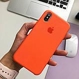 Силіконовий чохол Apple Silicone Case для iPhone 5/5s/SE 6/6s 6+ 7/8 7Plus/8+ X10 XR XS Max на Айфон, фото 6