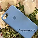Силіконовий чохол Apple Silicone Case для iPhone 5/5s/SE 6/6s 6+ 7/8 7Plus/8+ X10 XR XS Max на Айфон, фото 9