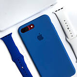 Силіконовий чохол Apple Silicone Case для iPhone 5/5s/SE 6/6s 6+ 7/8 7Plus/8+ X10 XR XS Max на Айфон, фото 10