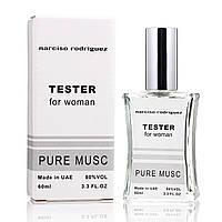 Тестер Narciso Rodriguez For Her Pure Musc, 60 мл
