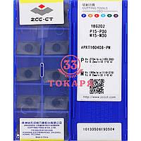 Пластина ZCC APKT160408-PM YBG202