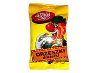 Драже Orzeszki  60g горішки в шоколаді Клоун