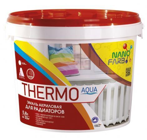 Нанофарб Thermo фарба 0.8