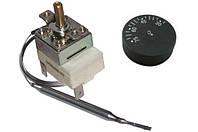 WY75C-E  — Термостат для бойлера, капиллярный с ручкой, Toff=75, L трубки 850мм, однофазный, 250V, 16A