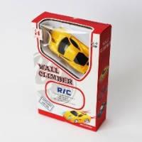 Антигравитационная машинка Wall Climber Car P801 /  ездит по стенам и потолку