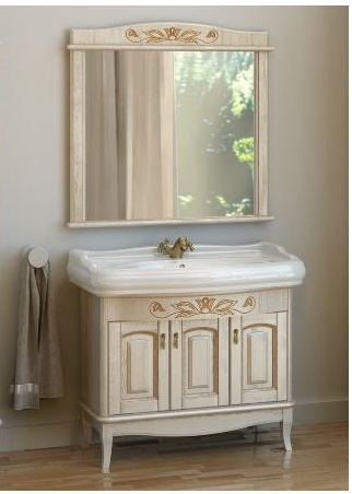 Комплект мебели для ванны   10-053