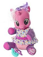 Пони интерактивная Lovely Pony Аликорн с аксессуарами (Фиолетовая)