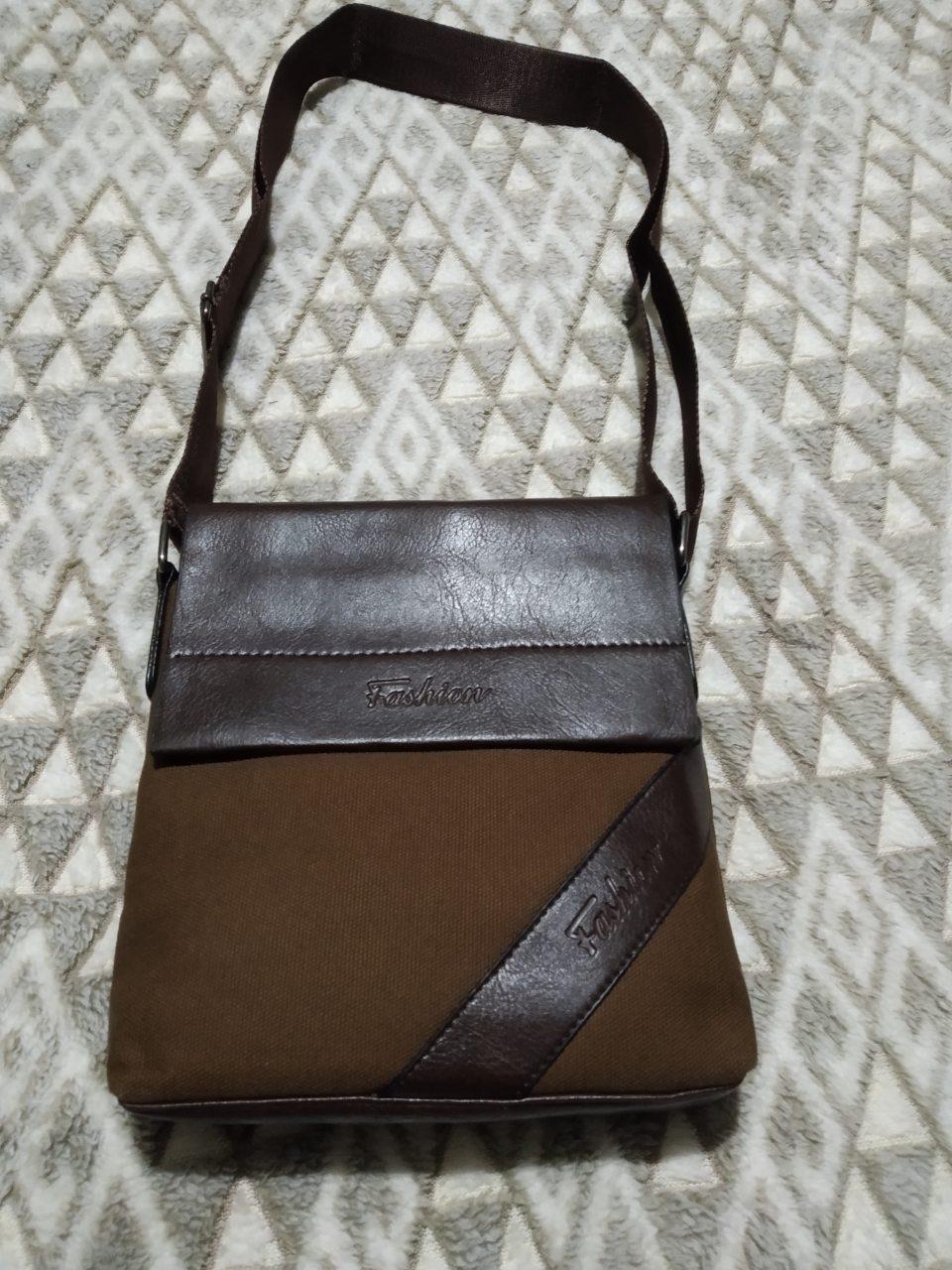 Стильная сумка планшетка Feshion