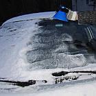 [ОПТ] Автомобильный скребок для льда в форме воронки. Конус-скребок для очистки снега и льда с лобового стекла, фото 4