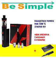 Электронная сигарета KangerTech Topbox Mini 75W TC Starter Kit (Quality Replica)
