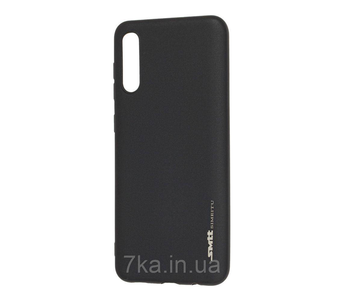Чехол SMTT Samsung A30s  Чорний