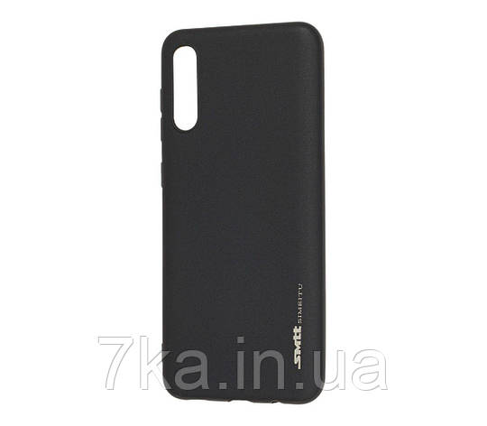 Чехол SMTT Samsung A30s  Чорний, фото 2