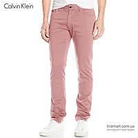 Мужские летние джинсы CALVIN KLEIN SATEEN FOX GLOVE SKJNS15
