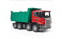 Игрушка  Bruder 03550 самосвал Scania, фото 1