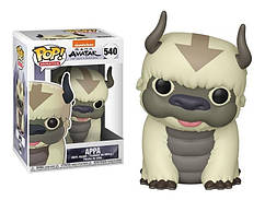 Фигурка Funko Pop Фанко Поп Аватар Легенда об Аанге Аппа Avatar Last Airbender Appa Cartoon LA A 540