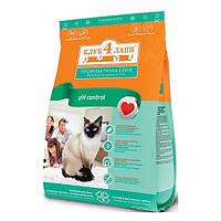 """Сухой корм для котов """"Клуб 4 лапы"""" поддержка мочевыделительной системы (PhControl) 3кг"""