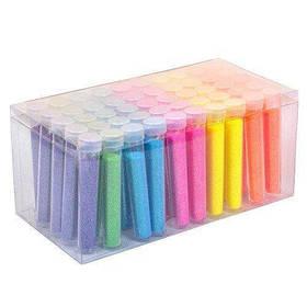Гліттер декоративні блискітки, неоновий 50х5г 6 кольорів, для нігтів