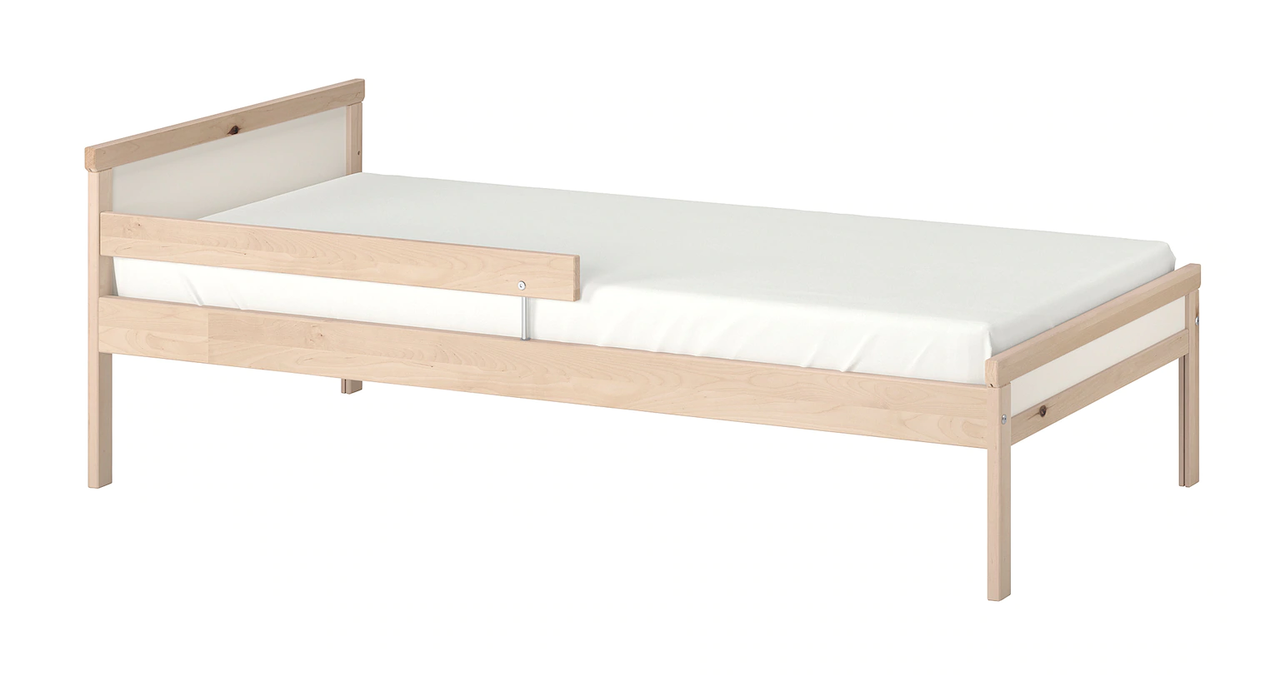 Каркас кровати с бортиками IKEA SNIGLAR 500.871.66