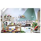 Каркас кровати с бортиками IKEA SNIGLAR 500.871.66, фото 2