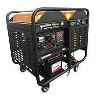 Дизельный генератор 7.8 кВт., 3 фазы, электростартер, Forte FGD12E3 (84568)