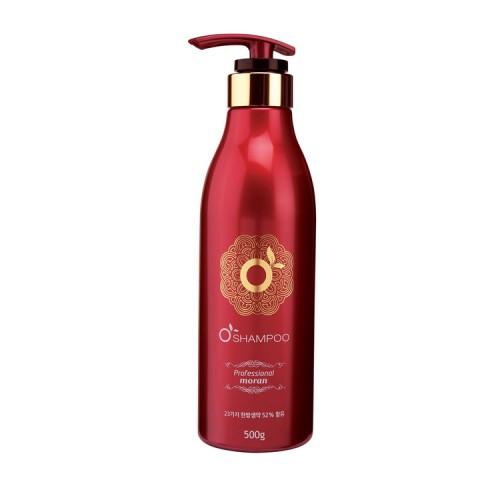 Шампунь для восстановления волос Moran Premium Shampoo Объем 500 мл