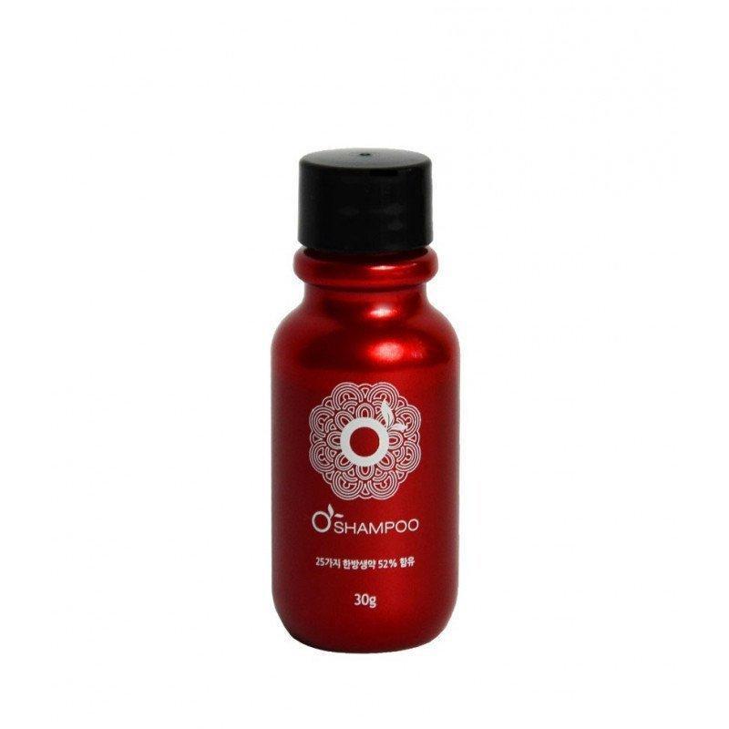 Шампунь для восстановления волос Moran Premium Shampoo Миниатюра 30 мл