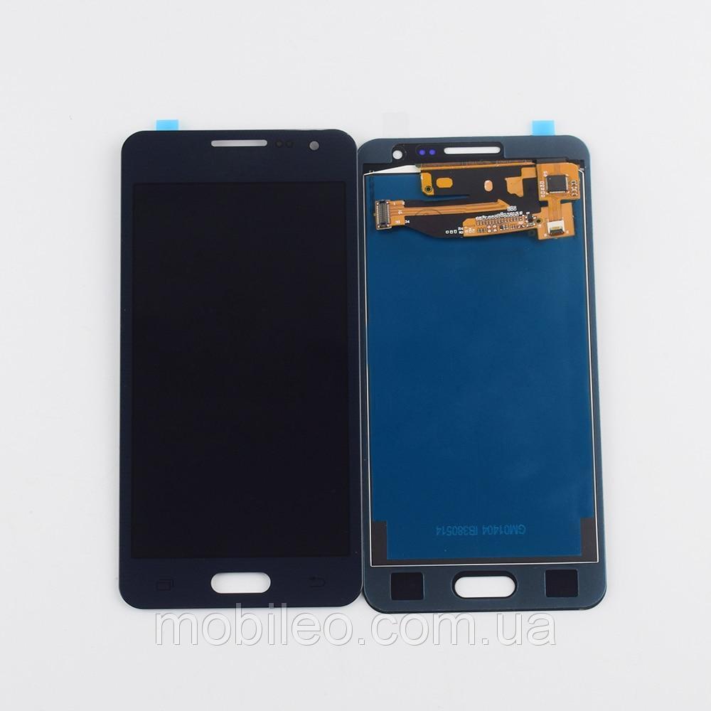 Дисплей (LCD) Samsung A300 Galaxy A3 (2015) TFT с тачскрином, чёрный
