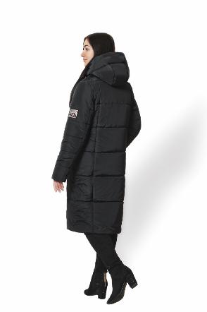 """Зимова жіноча куртка """"Бейжа"""", фото 2"""