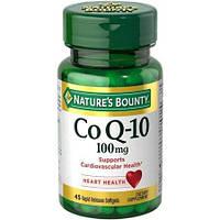 Nature's Bounty Co Q-10 100mg 45 softgel