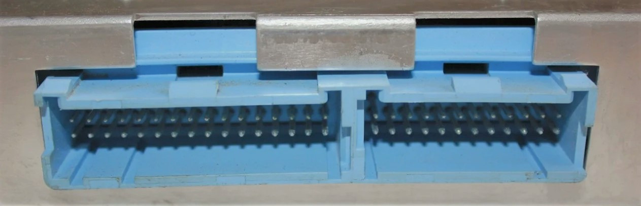 Блок управления двигателя Ланос без кондиционера МИКАС 96391857