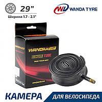 "Wanda 29"" Велокамера 1.95-2.1 AV 48 мм"