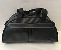 Спортивная сумка Puma (Пума), черная ( код: IBS015BB ), фото 1