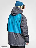 Мужская горнолыжная куртка O'Neill PM District размер -S | лыжная \ сноубордическая куртка, фото 2